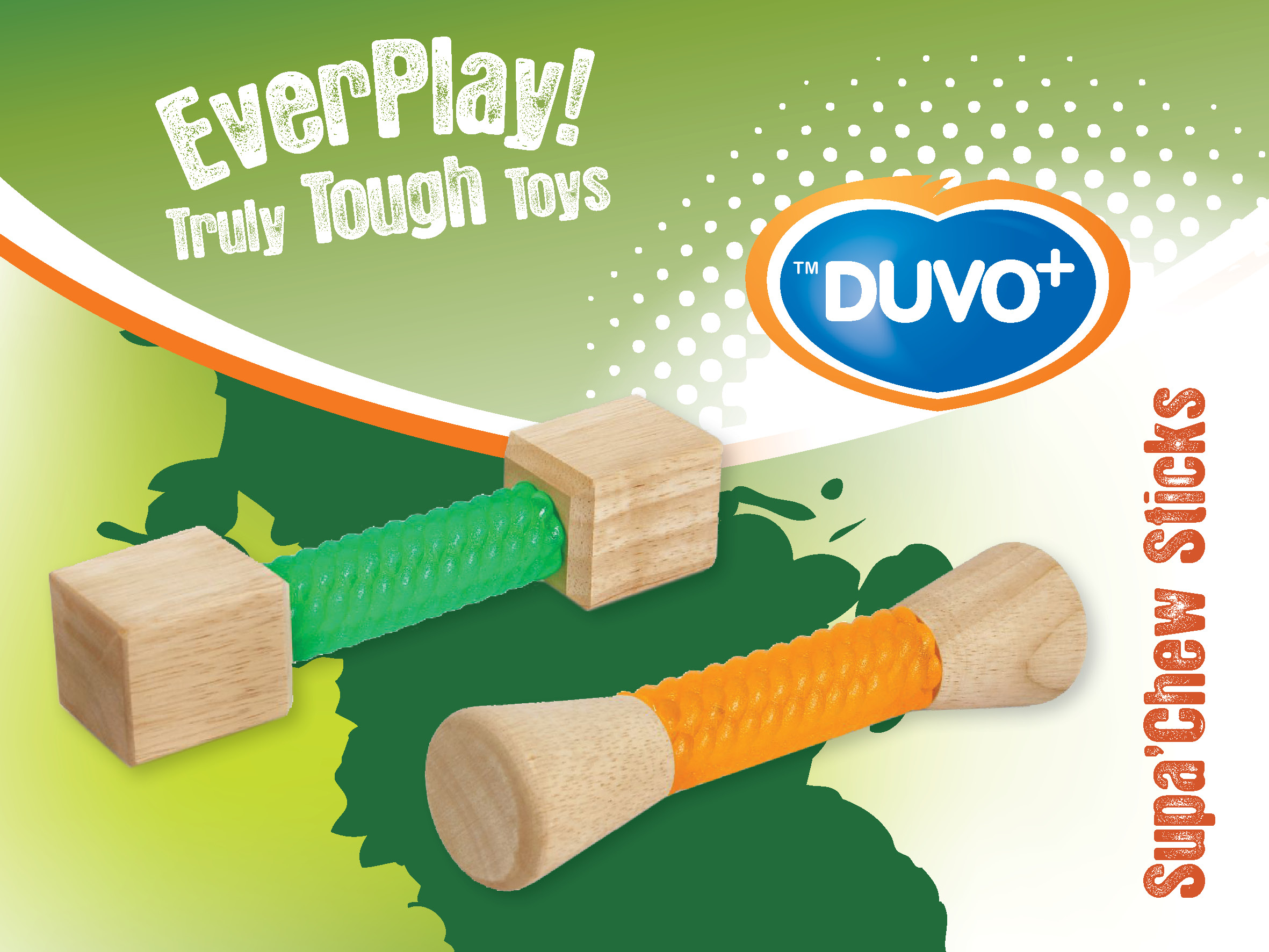 Everplay! Supa'chew sticks