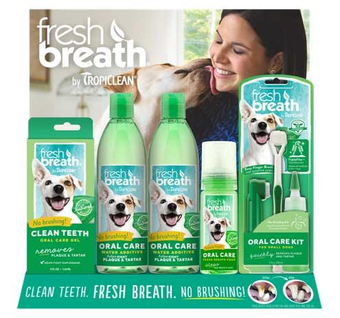 Tropiclean - Fresh Breath
