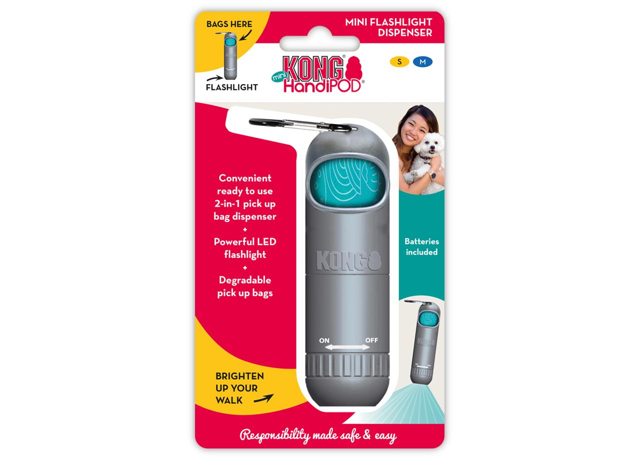Kong HandiPOD Flashlight Dispenser