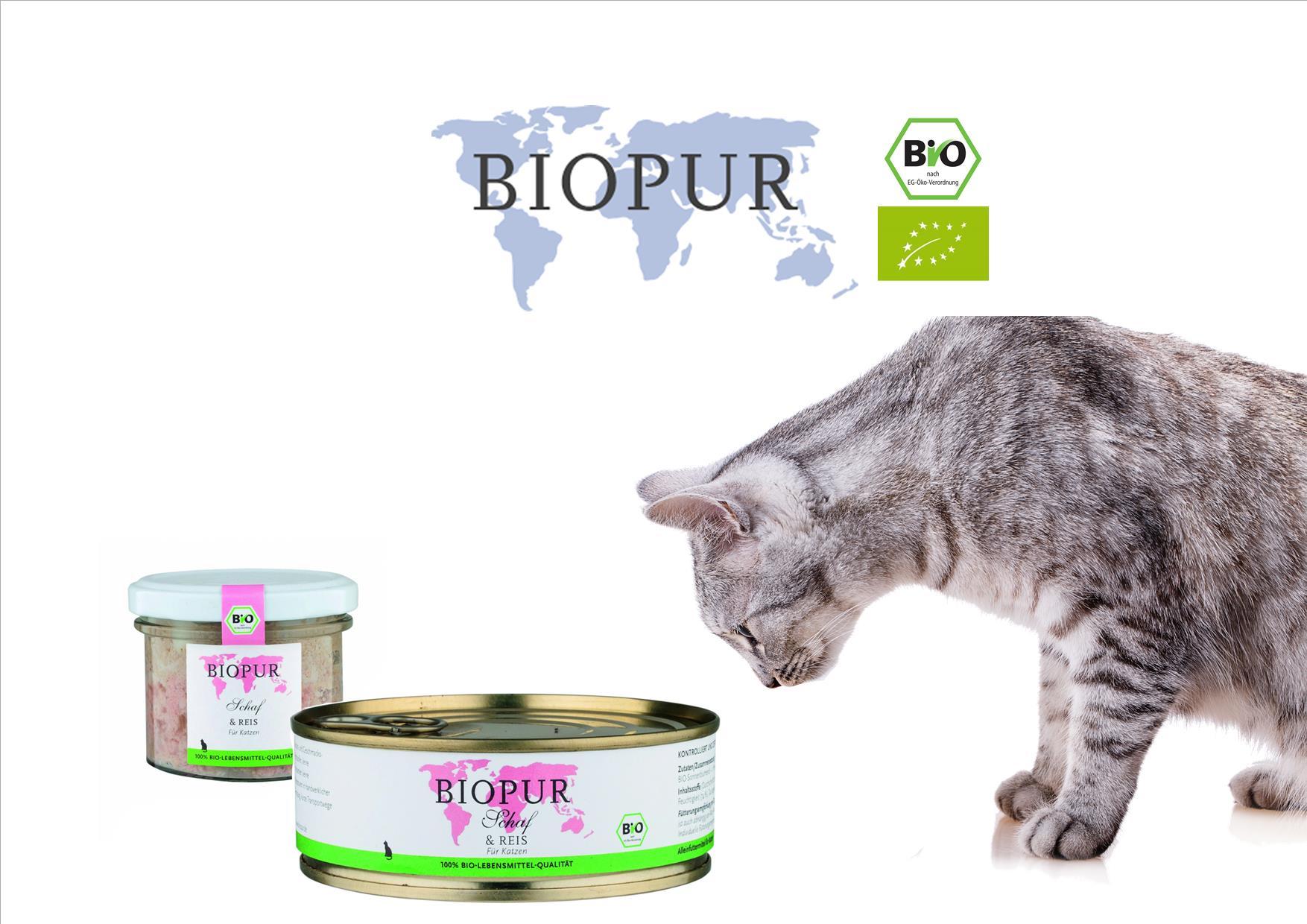 BIOPUR BIO ABCERT per gatti