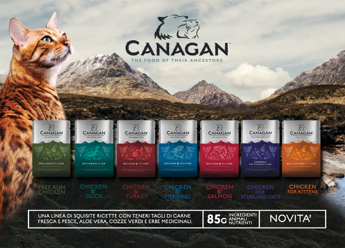 Canagan Pouches for Adult Cats
