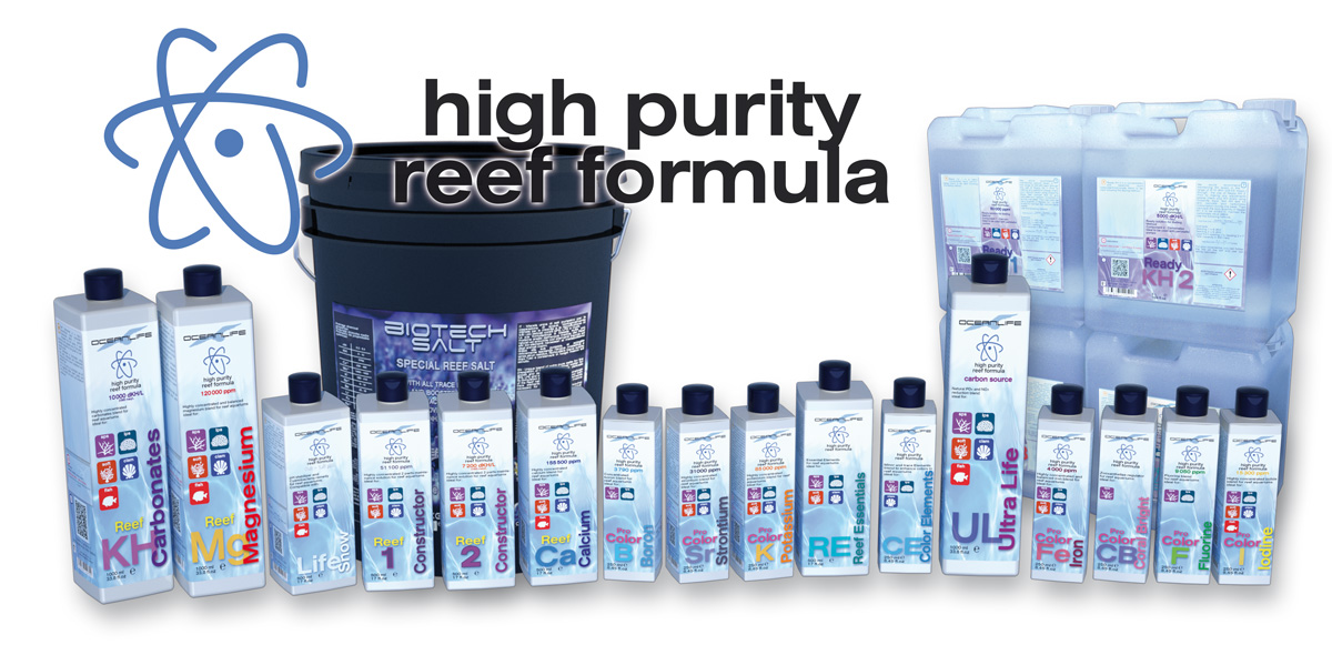 Oceanlife High Purity Reef Formula